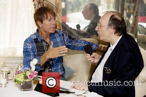 Sir Cliff Richard and Phillip Silverstone 8