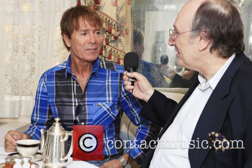 Sir Cliff Richard and Phillip Silverstone 9