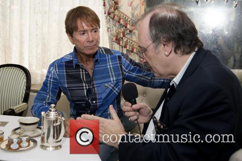 Sir Cliff Richard and Phillip Silverstone 10