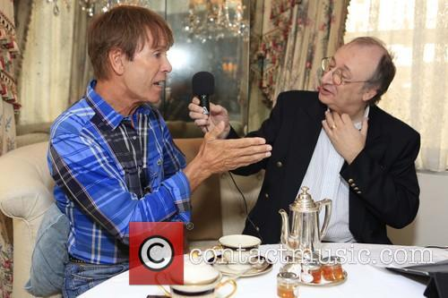 Sir Cliff Richard and Phillip Silverstone 12