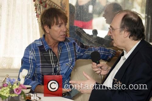 Sir Cliff Richard and Phillip Silverstone 13