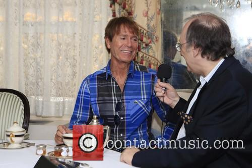 Sir Cliff Richard and Phillip Silverstone 14