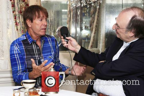 Sir Cliff Richard and Phillip Silverstone 15