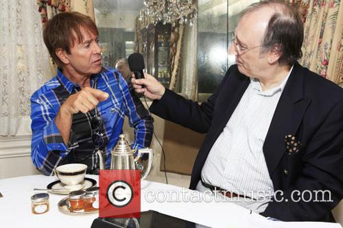 Sir Cliff Richard and Phillip Silverstone 17