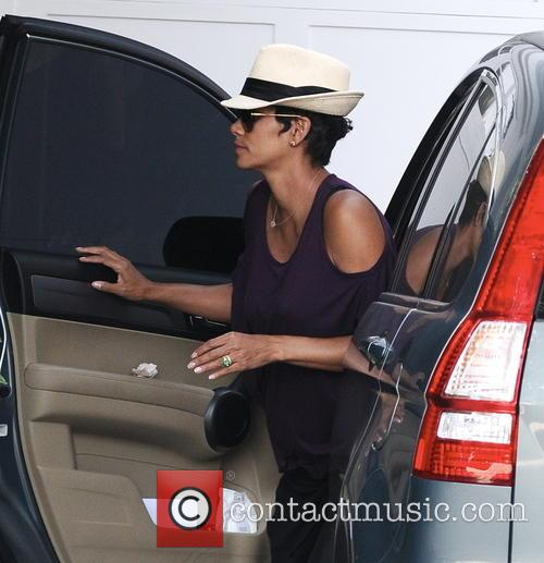 halle berry heavily pregnant halle berry 3857961