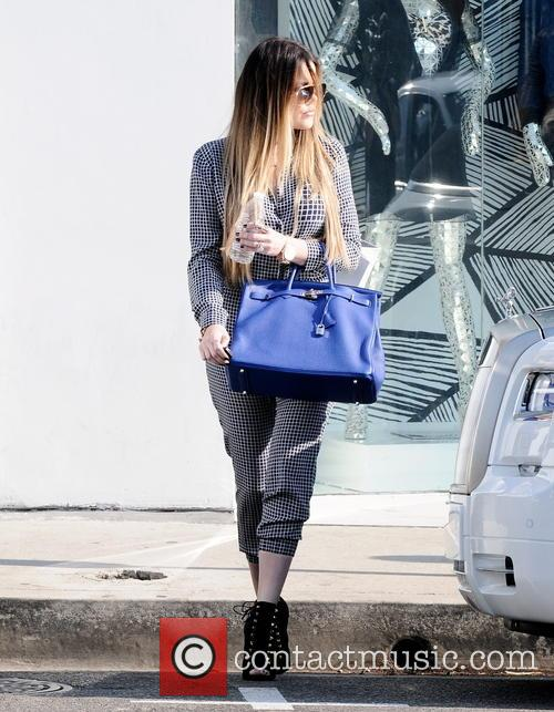 Khloe Kardashian, Keeping Up With The Kardashians Filming