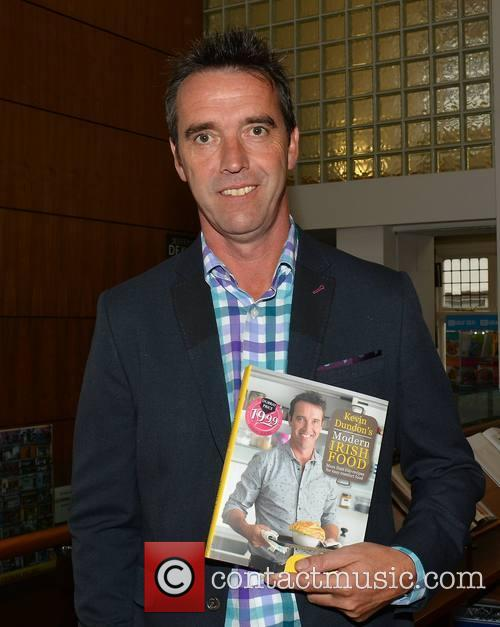 Kevin Dundon's Modern Irish Food book launch