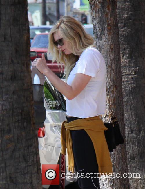 Kirsten Dunst and Studio City 2