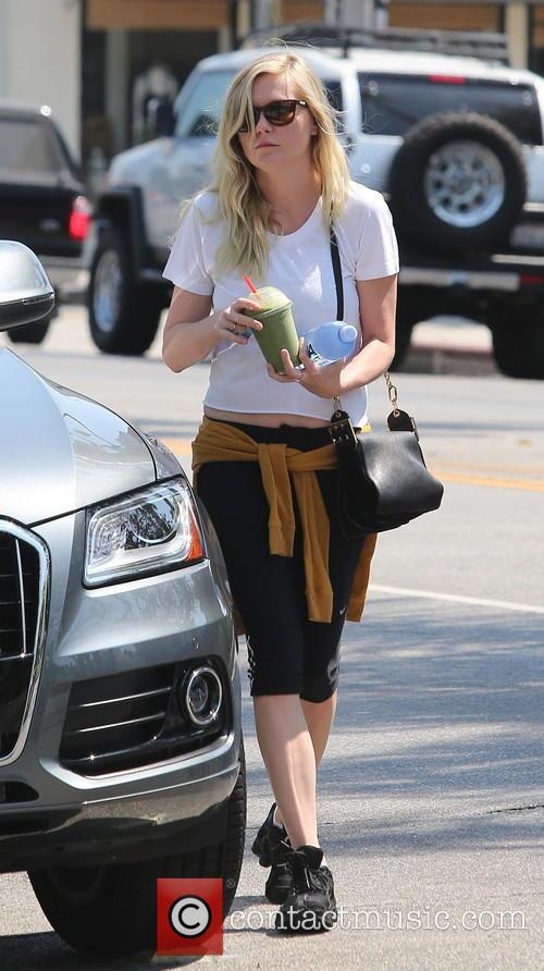 Kirsten Dunst and Studio City 7