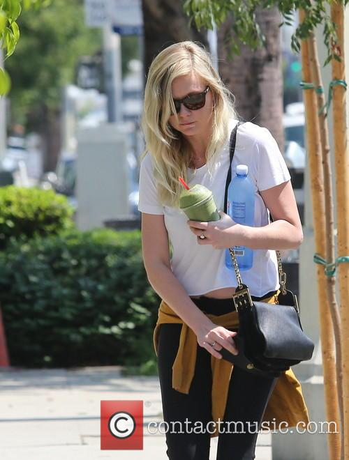 Kirsten Dunst out in Studio City