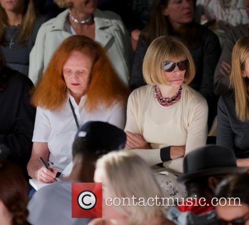 Grace Coddington and Anna Wintour 3