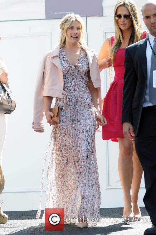 Ali Larter, New York Fashion Week