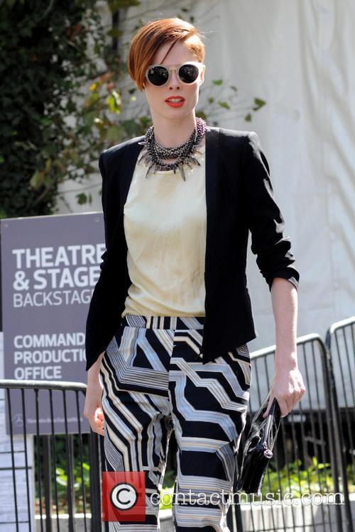 Coco Rocha, New York Fashion Week