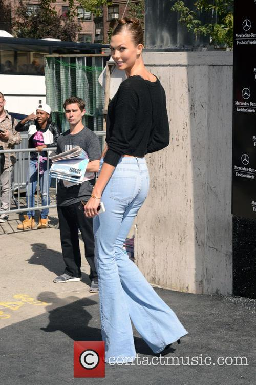 karlie kloss new york fashion week  3857100
