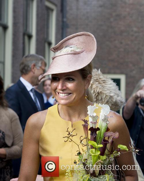 Queen Maxima opens the new Hortus Botanicus