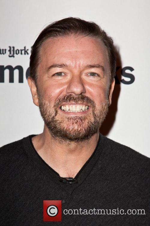 Ricky Gervais Timestalks
