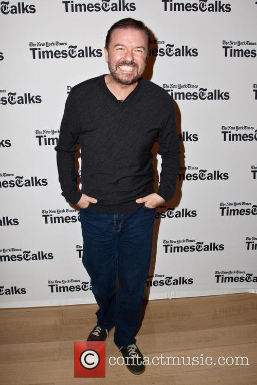 Ricky Gervais, Manhattan