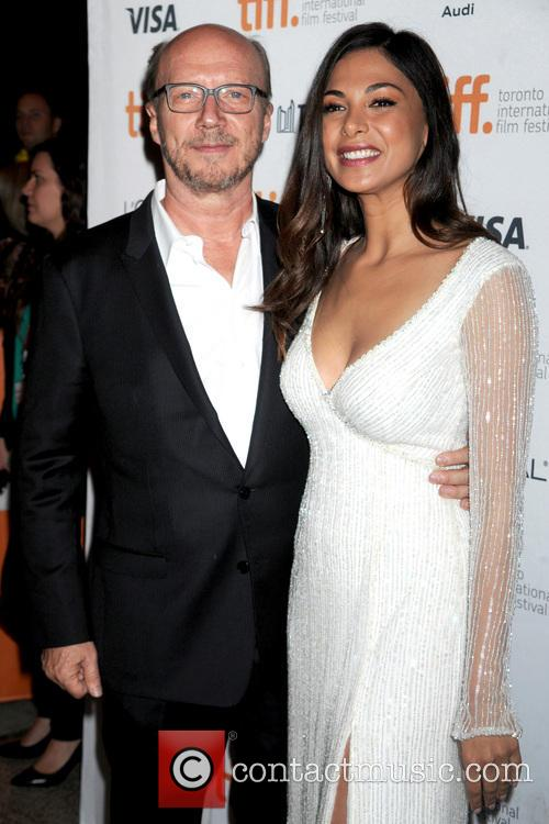 Paul Haggis and Moran Atias 2