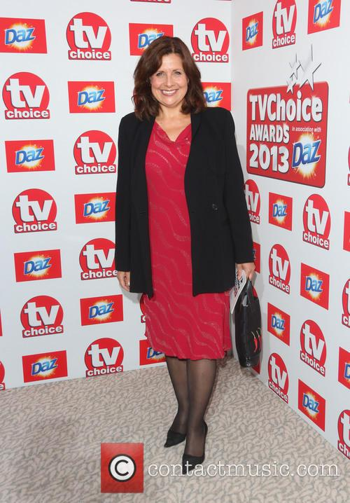 rebecca front the tv choice awards 2013 3857198