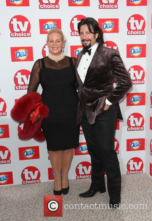 Jackie Bowen and Laurence Llewelyn-bowen 6