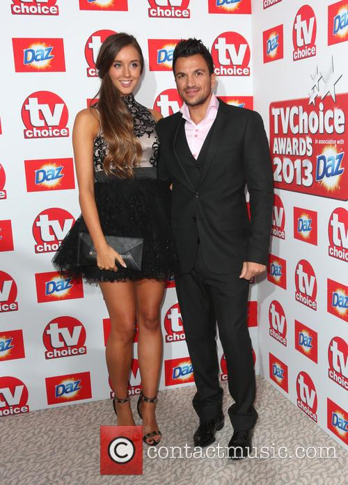 Peter Andre and Emily Macdonagh 10