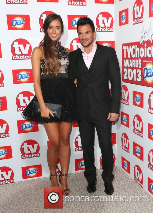 Peter Andre and Emily Macdonagh 12