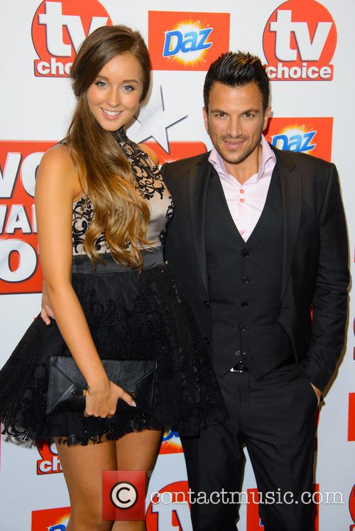Emily Macdonagh and Peter Andre 4