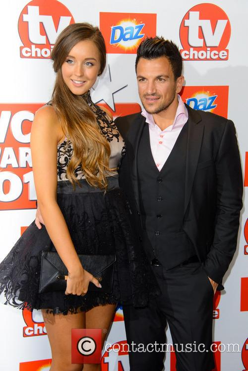 Emily Macdonagh and Peter Andre 5