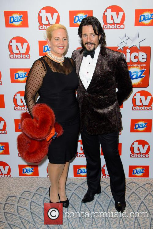 Jackie and Laurence Llewelyn-bowen 9