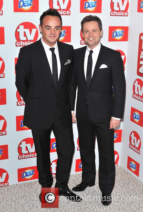 Ant Mcpartlin and Declan Donnelly 3
