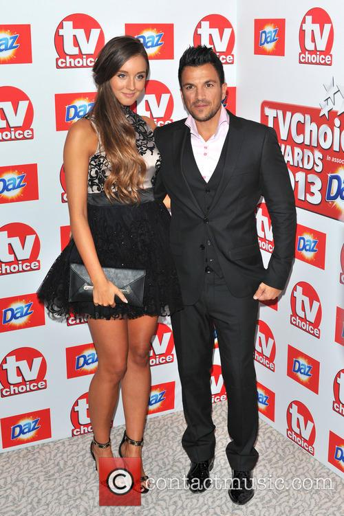 Emily Macdonagh and Peter Andre 6