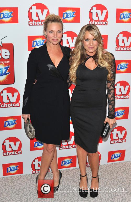 Rita Simons and Samantha Womack 5