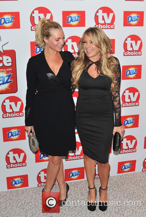 Rita Simons and Samantha Womack 6