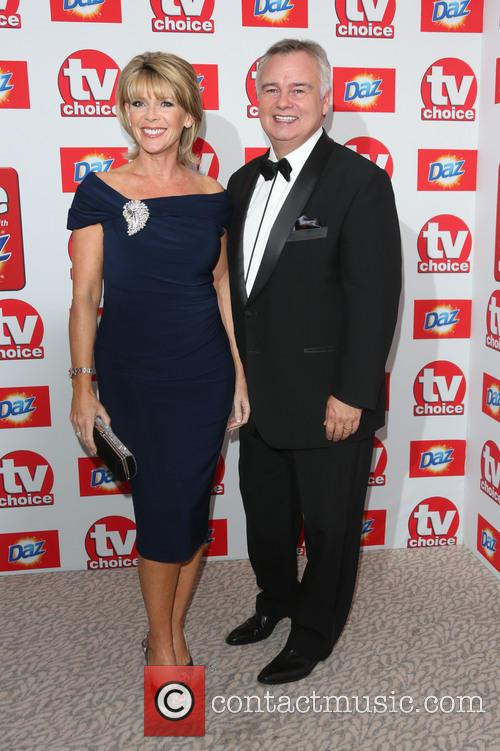 eamonn holmes ruth langsford the tvchoice awards 2013 3857808