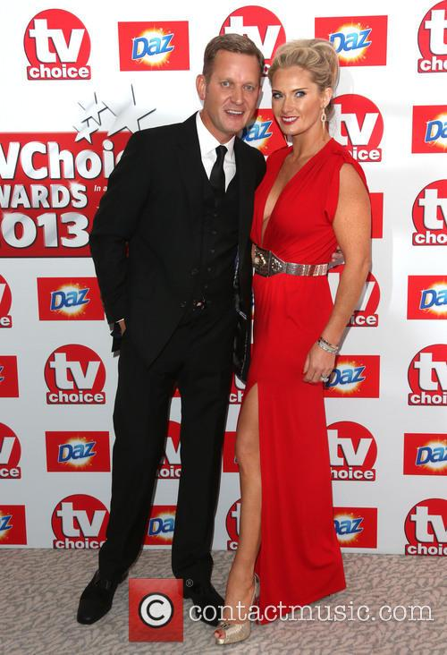jeremy kyle carla germaine the tvchoice awards 2013 3857787
