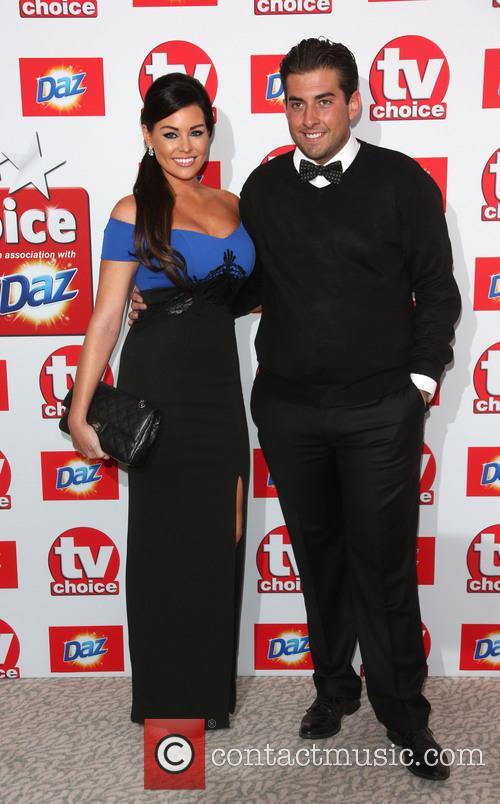 jessica wright james argent 'arg' the tvchoice awards 2013 3857815