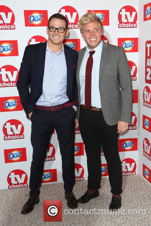 Joe Swash, Rob Beckett