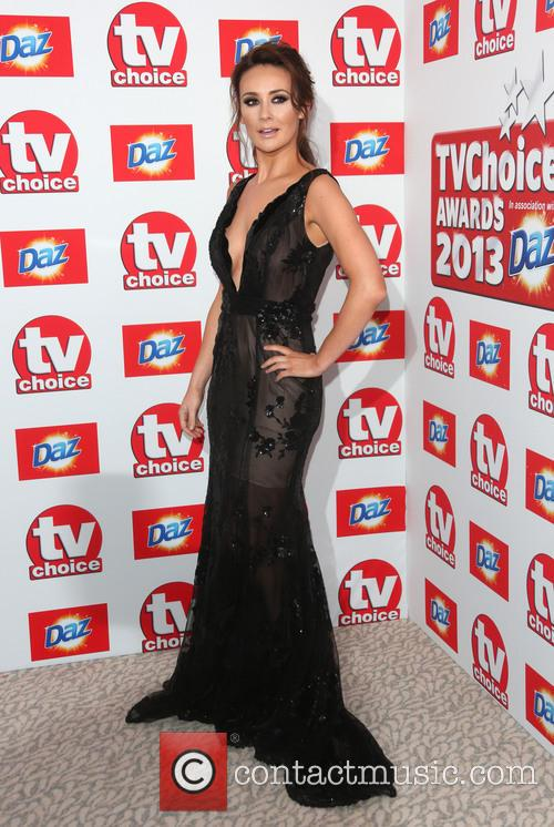 claire cooper the tvchoice awards 2013 3857713