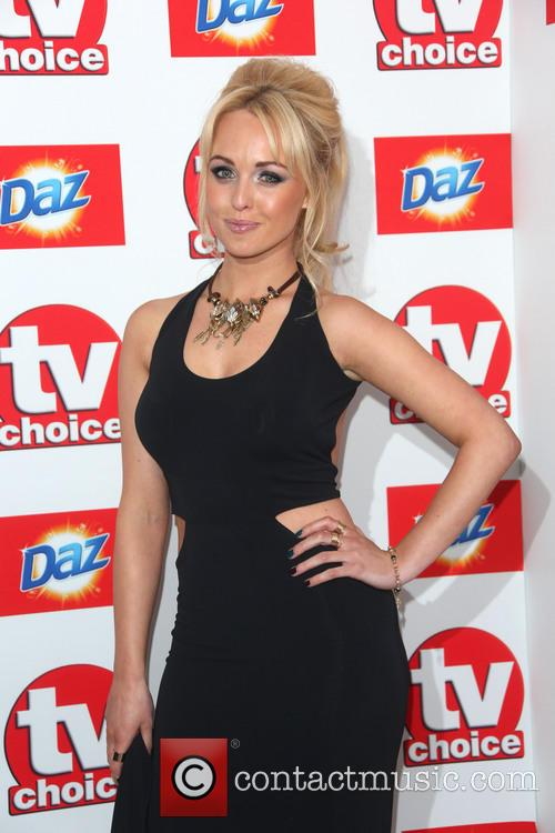 jorgie porter the tvchoice awards 2013 3857723