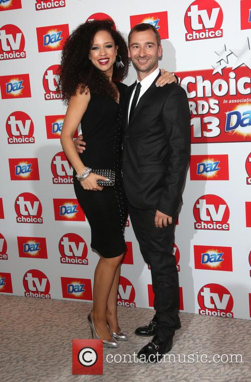 Natalie Gumede and Charlie Condou 9