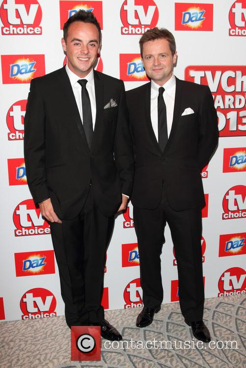 Ant Mcpartlin and Declan Donnelly 1