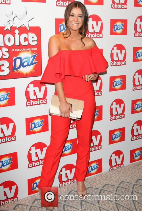 brooke vincent the tvchoice awards 2013 3858065