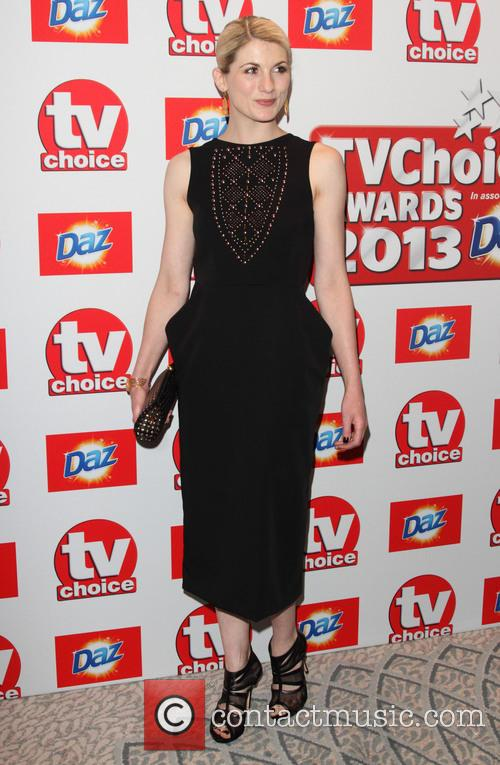 jodie whittaker the tvchoice awards 2013 3858025