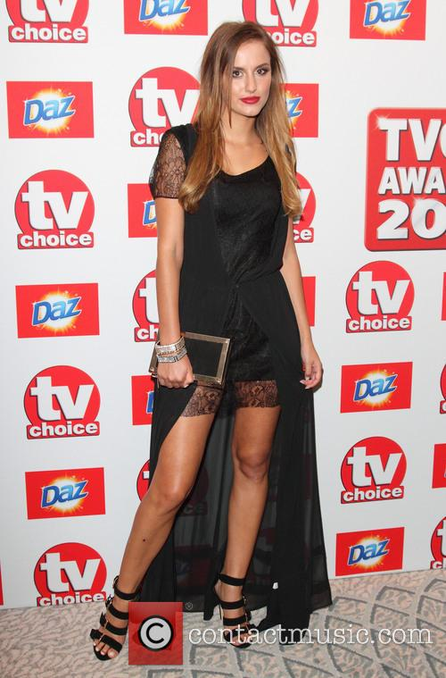 lucy watson the tvchoice awards 2013 3858030