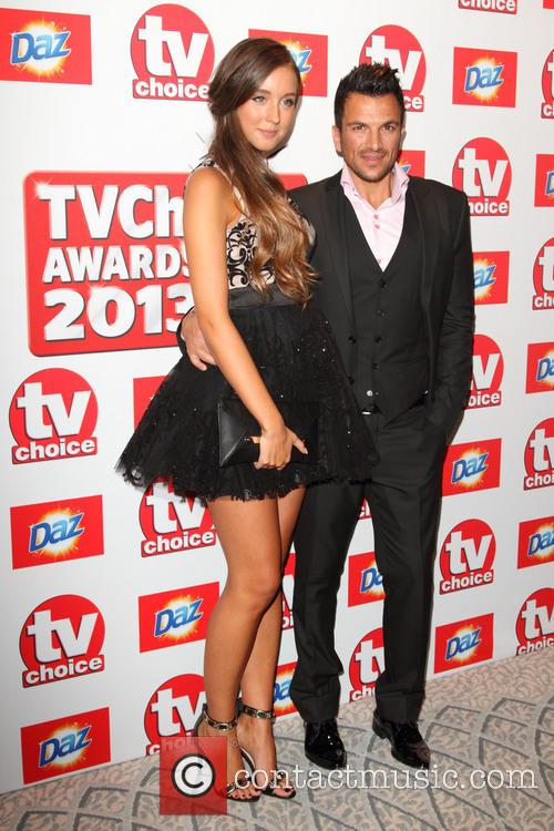 Peter Andre and Emily McDonagh 2