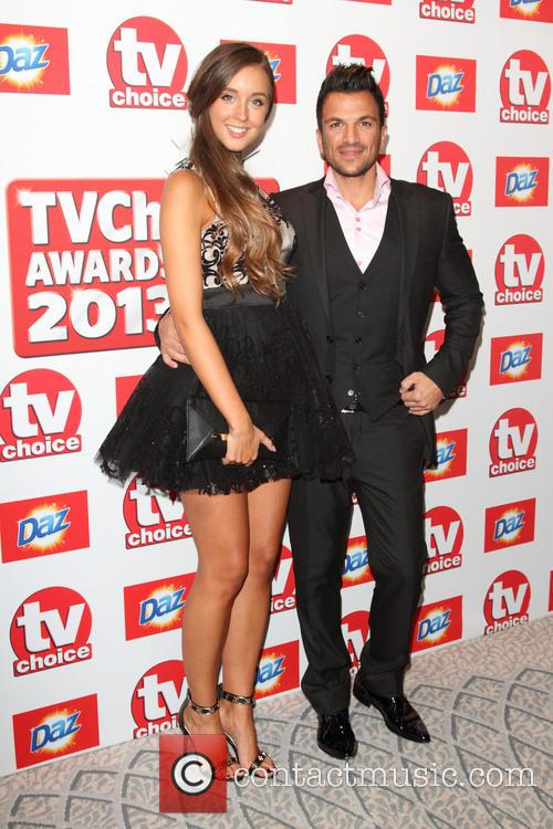 Peter Andre and Emily McDonagh 1