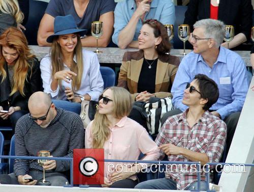 Jessica Alba, Amanda Seyfried and Justin Long 2