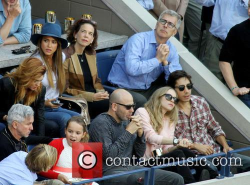 Jessica Alba, Amanda Seyfried and Justin Long