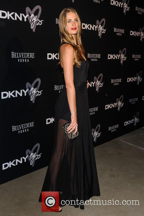 julie henderson dkny 25th birthday bash 3858839
