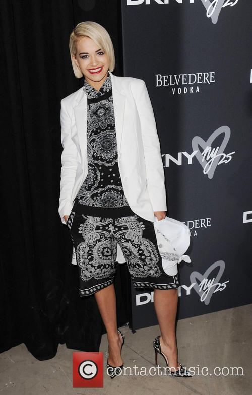 rita ora dkny 25 birthday bash 3858477